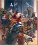 Jezusverjaagthandelaars