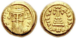 Constans II, Carthago 652–3. Foto Otto Nickl